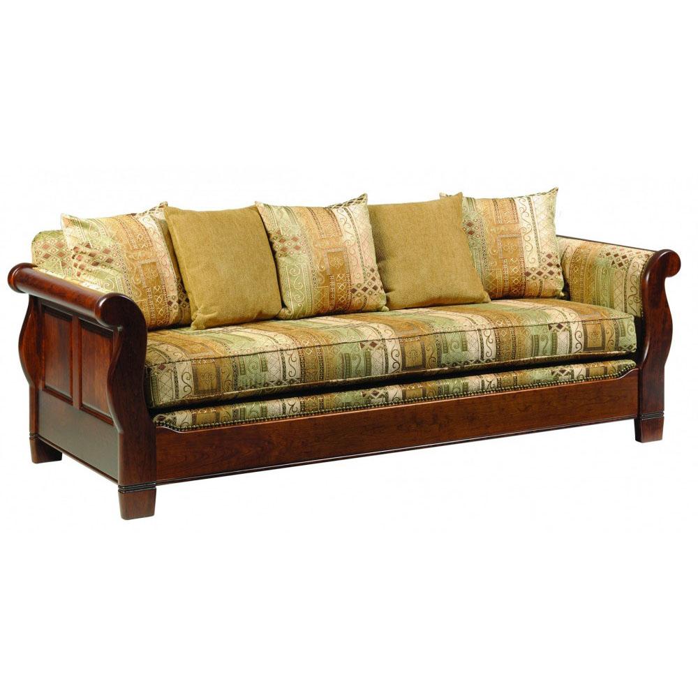 Sectional Sofas In London Ontario: Sleigh Sofa - This Oak House