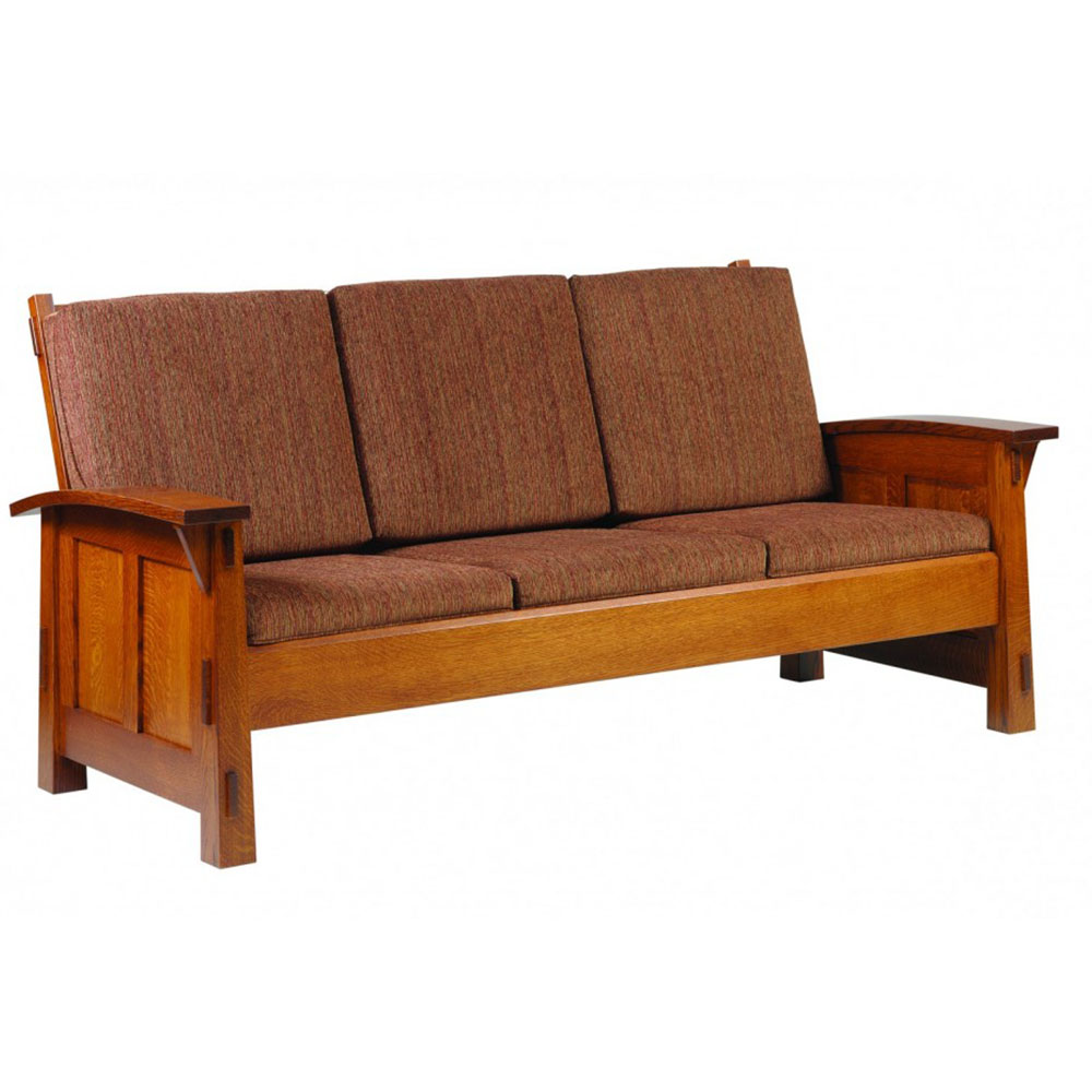 Leather Sofas London Ont: Olde Shaker Sofa - This Oak House