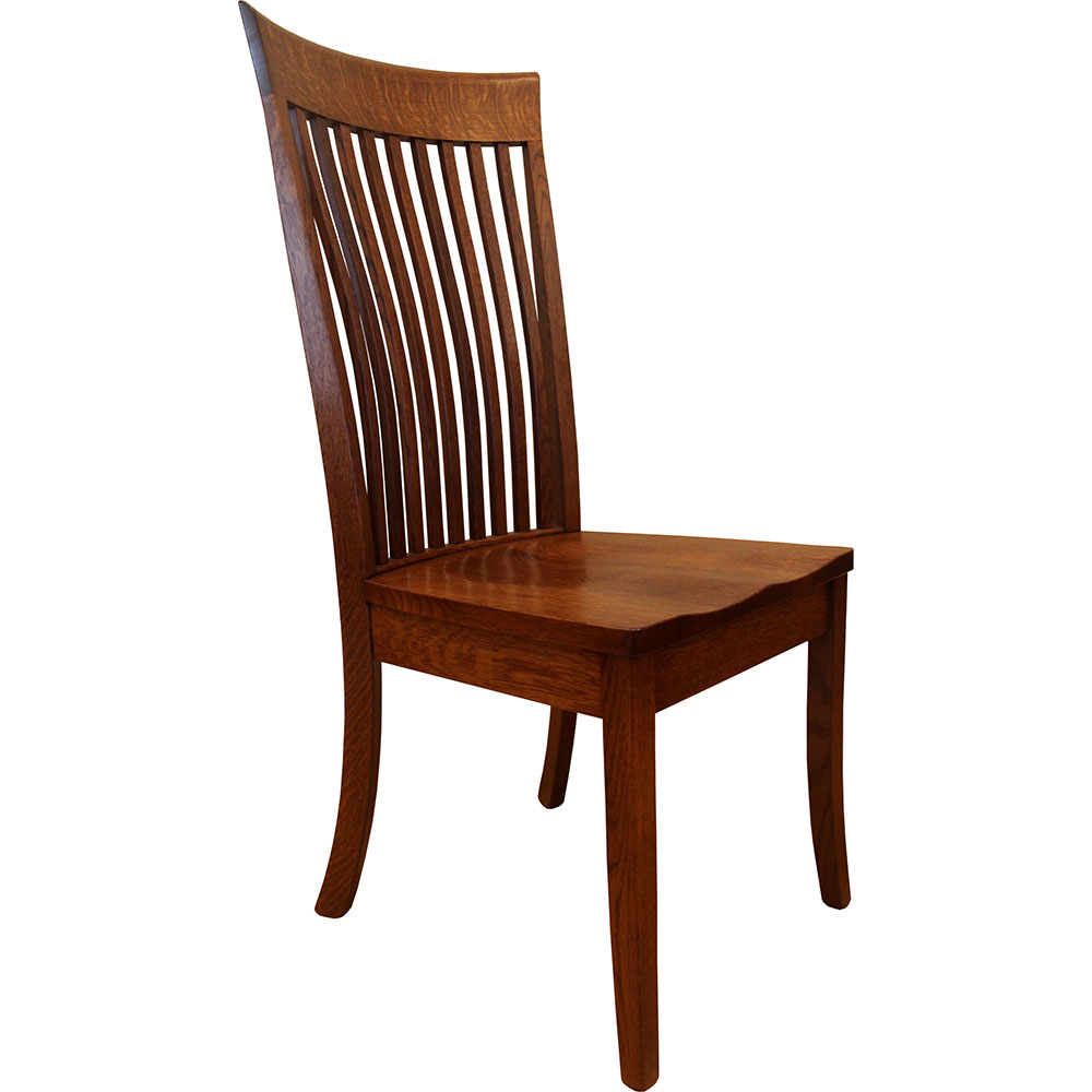 OW Curved Shaker Chair - This Oak House | Handcrafted Furniture | London  Ontario