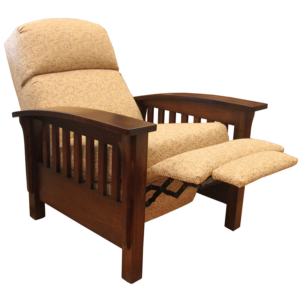 Mission Recliner - This Oak House