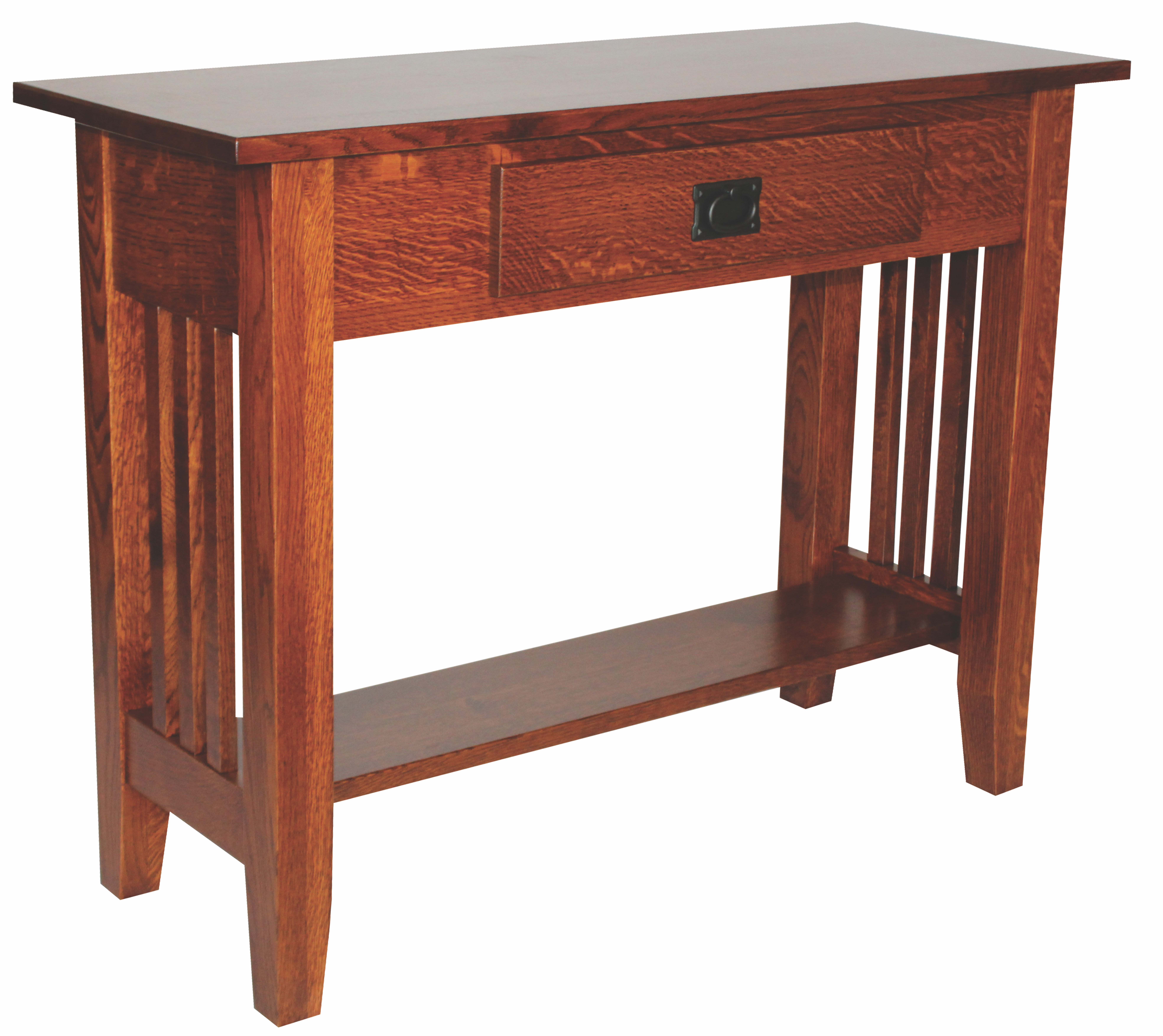 Prairie mission this oak house handcrafted furniture for Coffee tables london ontario